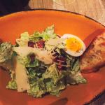 Caesar Salad ( half-portion)