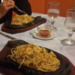 spaghetti hai frutti di mare .. il top