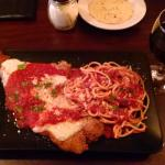Amalfi's Outstanding Veal Parmesan Entree