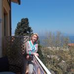 balconcino con vista mare ... ed oltre