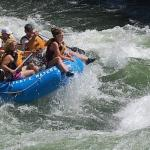 Wiley E. Waters – Whitewater Rafting