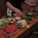 Guacamole made fresh table side