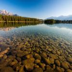 Shared by Jeff Bartlett at Lac Beauvert, Jasper National Park