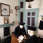 London Fire Brigade museum.