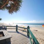 Local beach walk