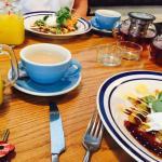 Breakfast at Tom&Serg