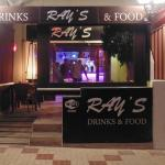 Photo of Ray's drinks and food