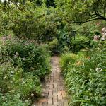 The gardens at The Ridges
