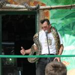 Top reptile talk and encounter
