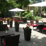 Summer terrace/Cafe