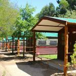Timber Cabins, en suite