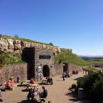 Lovely spring day at Rheged Discovery Centre.