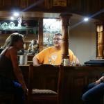 Tony at bar