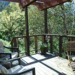 private cabin deck