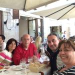 lunch in Florence