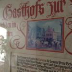 History of Gasthof Zur Post