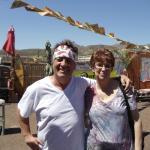 Ron White and Rhonda