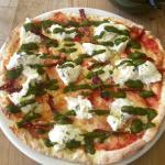 Pizza tomates secos