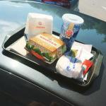 Photo de Burger King Beaune A6