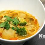 Thai Veggie Noodle Bowl
