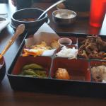 Foto de dosirak korean lunch box