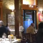 Dining area, Noja