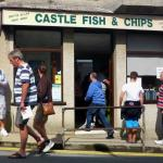 Castle Fish & Chips, Criccieth