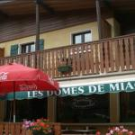 Hotel Restaurant les Domes de Miage