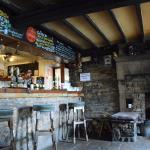 Tan Hill Inn, inside