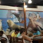 Inside Los Delfines
