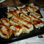 salmon roll and ???