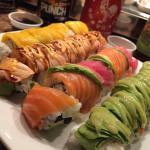 Amazing sushi!!!