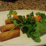 Vietnamese egg rolls