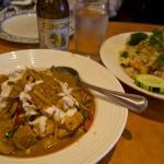 Pork Belly Stew Curry & Mango Rice
