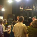 Houston Vineyards tasting room