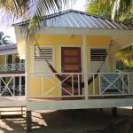 Tobacco Caye Cabin Joe Jo's By The Reef