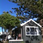 Lovely beachfront cabin