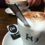 IO Kaffeespezialitäten im Fish & Coffee Grömitz