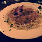 Mansion seafood pasta