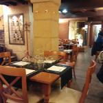 El restaurante es muy agradable