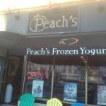 Φωτογραφία: Peach's Frozen Yogurt