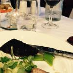 Ostler Restaurant At Manor House Hotel