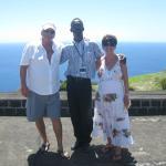 Lawrence of Antigua!
