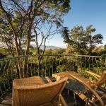 """Balcony of """"EL CIELO"""" Master Suite Cottage"""