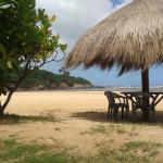 beach view..