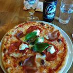 Buona pizza italiana in Svezia!
