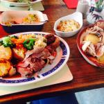 Best roasts ever!! A portion mixed roast for one!
