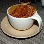 I will dream of this cappuccino...