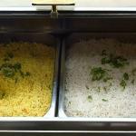 Lemon Rice and Basmati Rice