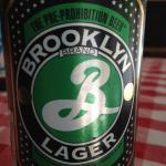 Brooklyn lager